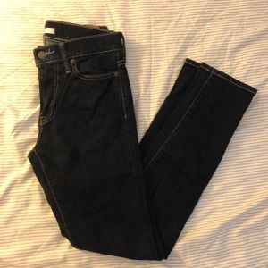 Men's A&F Stretch Skinny Jeans 26W x 30L